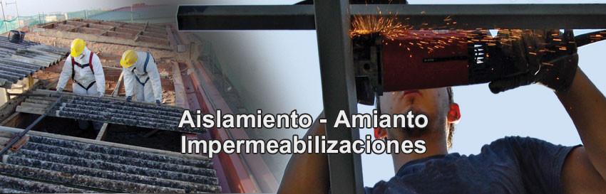 Aislamientos Impermeabilizaciones
